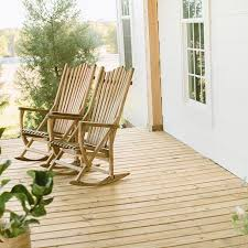 life on the farm front porch rocking chairs joanna gaines