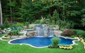Small Picture Pool Garden Design Fanciful 28 Landscape Designs Decorating Ideas