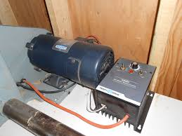 lathe motor conversion to variable speed dc by thewoodworker01 lathe motor conversion to variable speed dc