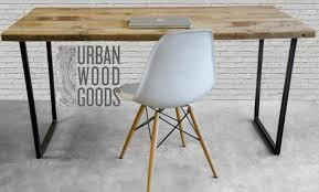 Full Size of Desk:industrial Writing Desk Terrific Industrial Modern Desk  127 Inspire Q Nelson ...