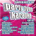 Party Tyme Karaoke: Super Hits, Vol. 10