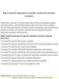 Preschool Teacher Assistant Resume Resume Preschool Teacher Easy Substitute Teacher Resume Samples On 90