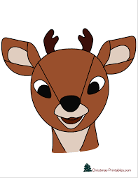 Small Picture Pin the nose on Rudolph and Christmas word scramble printables