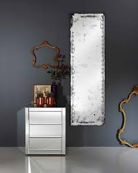 stylist and luxury distressed wall mirror home decor ideas full length with finish large free delivery