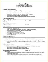 Cover Letter Template For A Good Resume Template For A Good Resume