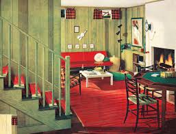 1950S Interior Design New Ideas