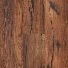 waterproof vinyl plank flooring rustic hickory hand sed