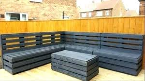outdoor furniture made from wood pallets wooden pallet garden table of t20 pallets