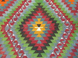 oushak rug anatolian rug turkish rug 8x10 carpet rug diamond pattern