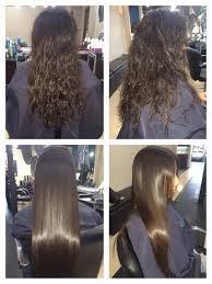 12before and after keratin treatments