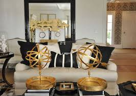 interior design living room 2012. Fine Living Suzie Megan Winters  Fantastic Gold Black Living Room With Glossy  Floor Mirror Ivory  And Interior Design Living Room 2012 M