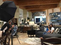 Ashley HomeStore repeats free family portrait sessions Houston