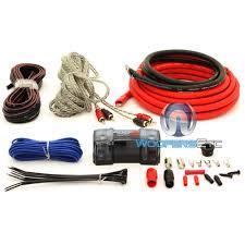 cerwin vega 4 awg amplifier wiring kit cak4 cerwin vega 4 awg amplifier wiring kit