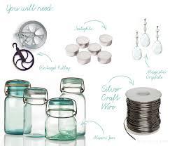 picture of diy vintage lookng mason jar chandelier diy vintage mason jar chandelier