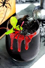 Sure the rum itself is good; Black Widow Cocktail Sugar Spice And Glitter