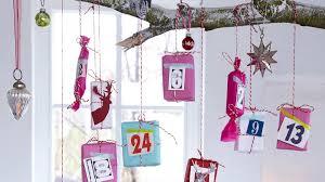 Bastelanleitung Adventskalender Kleine Geschenke Am Ast