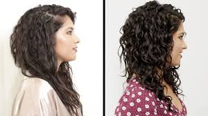 Hairstyle Curls women with curly hair perfect their curls youtube 8258 by stevesalt.us