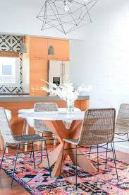 orange kitchen chairs orange kitchen cabinets with cement tiles orange kitchen chairs ikea