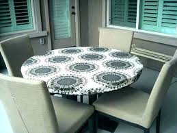 fitted vinyl tablecloths round 60 heavy duty picnic table covers tablecloth tavern checks vi
