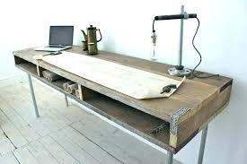 industrial style office desk. Industrial Style Desk Office