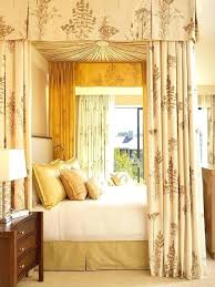 Diy Ceiling Draping Bedroom