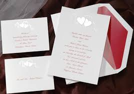 wedding invitations with hearts ninettes blog rustic wedding invitation kelly and her groom had