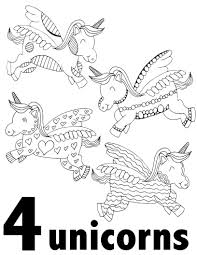 This article includes some of the outstanding unicorn coloring sheets. Unicorn Numbers 1 10 Free Printable Pages For Preschool Kindergarten Stevie Doodles