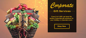corporate gift basket services for clients employees and corporate events