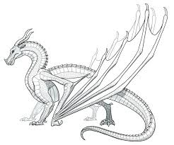Lofty Ideas Realistic Dragon Coloring Pages That Look Easy