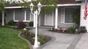 custom landscape lighting ideas. Front-yard-landscaping-lighting-services Custom Landscape Lighting Ideas