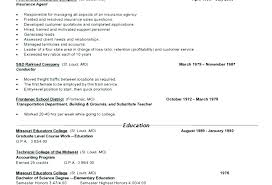Cosmetology Resume Examples – Andaleco