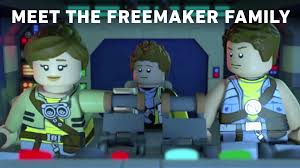 meet the maker family lego star wars the maker  meet the maker family lego star wars the maker adventures