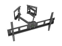 main image cornerstone articulating corner mount for swivel full motion wall bracket for