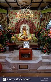 Iskcon Altar Designs Murthi Statue Of Swami Prabhupada Founder Of The