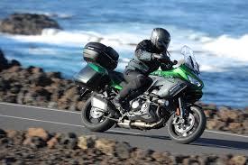 I migliori pneumatici per Kawasaki Versys - Trovagomme Blog