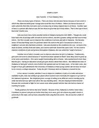 the best hero essay ideas my hero essay z hero essay sample jpg 612atilde151792