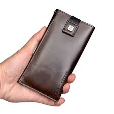 """Universal Cell Phone for 4.0"""" 6.3"""" Large PU Leather Wallet Case ..."""