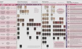 Wella Color Charm Demi Permanent Hair Color Chart