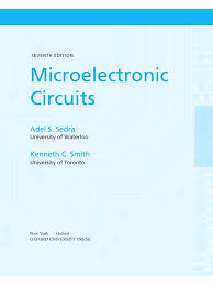 The Analysis And Design Of Linear Circuits 6th Edition Pdf Microelectronic Circuits 7e By A S Sedra Circuits Book