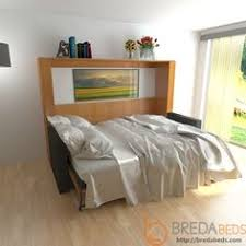 horizontal murphy bed sofa.  Horizontal Horizontal InLine Murphy Bed And Sofa For