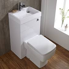 Milano Bliss Combination Toilet Basin Unit