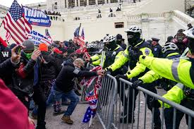 At least 7 from NC arrested during insurrection at US Capitol