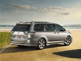 new car 2016 toyota2016 Toyota Sienna Best New Car for Families According to Car and