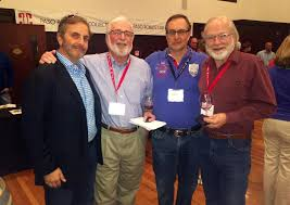 """DAOU Family Estates on Twitter: """"Georges Daou, Charles Olken, Daniel Daou  and Stephen Eliot at PRCC En Primeur #Connoisseurs' Guide to California  Wine http://t.co/jOLuy7uSY2"""""""