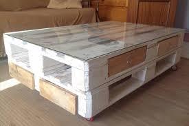 26 creative diy pallet coffee table
