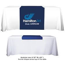 60 L Table Runners Spot Color Print Innovation Line Canada