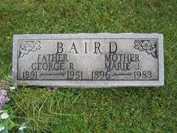 Marie June Griffith Baird (1896-1983) - Find A Grave Memorial