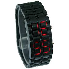 sharp watches prices. 1pcs hot digital led watch for man sharp lava style iron free shipping(china ( sharp watches prices