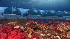 poseidon underwater hotel. Underwater Hotel - Poseidon Undersea Resorts In Fiji (6)