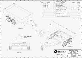 8x5 hydraulic tipping trailer plans dump trailer fabplans 8x5 hydraulic tipping trailer plans dump trailer fabplans